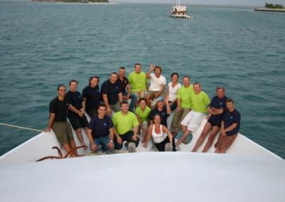 Subsioux aux Maldives, version 2009